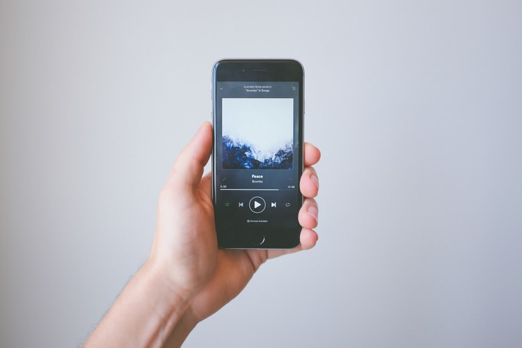Offline Musik hören