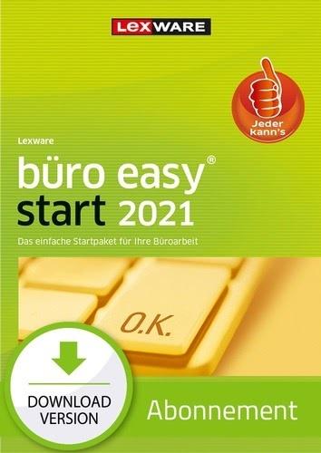 Lexware büro easy start 2021 Abo