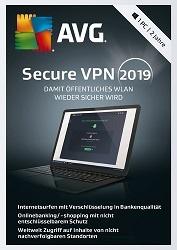 AVG Secure VPN (1 PC / 2 Jahre)