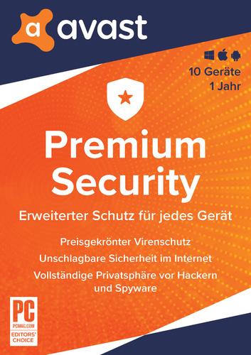 Avast Premium Security (Multi-Device)