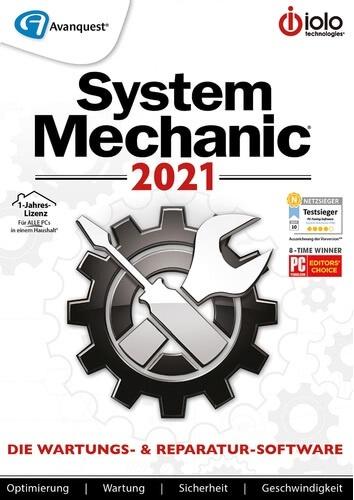Platz 5: System Mechanic 2021