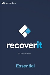 Wondershare RecoverIt Essential