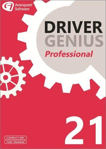 Driver Genius 21 Professional