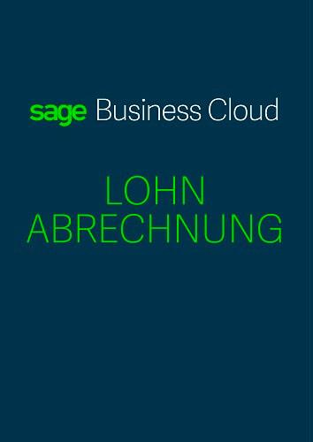 Sage Business Cloud Lohnabrechnung kostenlos testen