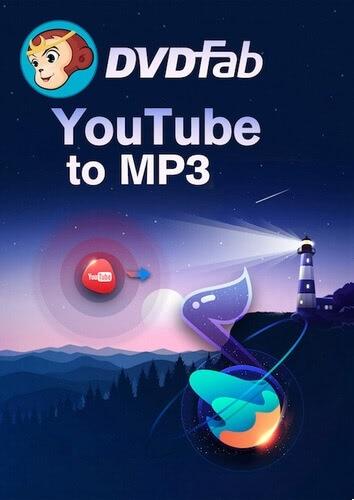 DVDFab YouTube to mp3 Lebenslange Lizenz für PC