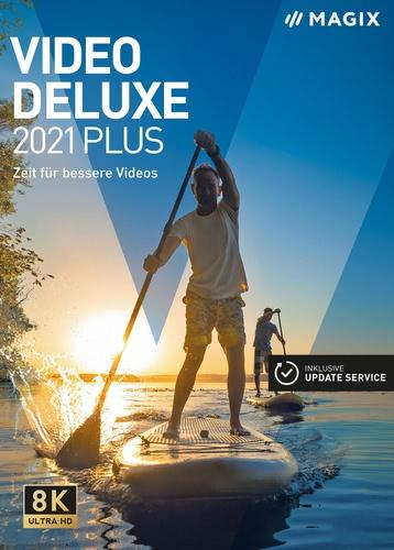 MAGIX Video deluxe 2021 Plus kaufen