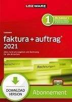 Lexware faktura + auftrag 2021 Abo Download kaufen