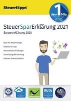 SteuerSparErklärung 2021 (für Steuerjahr 2020) Download kaufen