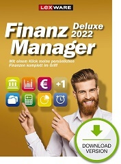 Lexware FinanzManager Deluxe 2022 kaufen