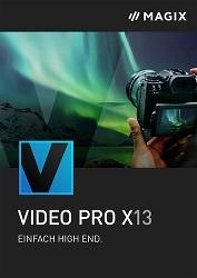 MAGIX Video Pro X 13 Download