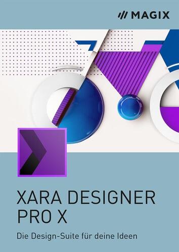 MAGIX Xara Designer Pro X (Version 18)