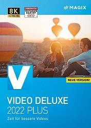 MAGIX Video Deluxe 2022 Plus als Sofort-Download