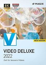 MAGIX Video deluxe 2022 als Download kaufen