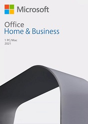 Microsoft Office Home and Business 2021 Download kaufen